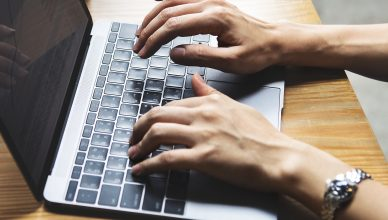 Teste de digitação, o que é e como é feito